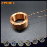 Fonte feita sob encomenda da fábrica da bobina de Inuductor do ar das bobinas da ferida do fio