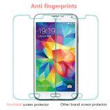 protetor móvel desobstruído super da tela de 0.33mm para Samsung S5