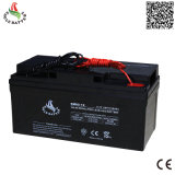 batería solar recargable de plomo de 12V 65ah VRLA frecuencia intermedia