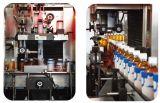 Pieza inserta de la botella y máquina de etiquetado automáticas de Srhinking