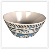 Bulk Buy From China Ceramic-Like 100% Melamine Salad Bowl