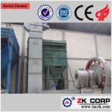 Exportación del elevador del cemento del compartimiento con precio de fábrica