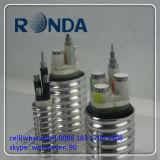 120 кабель алюминиевого сплава Sqmm 1.8kv холодный упорный электрический