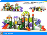차 시리즈 아이 게임 플라스틱 옥외 운동장 장비 (YL-C085-19)