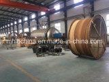 Boyau hydraulique tressé de fil (EN853-2SN-1/4) boyau de /Rubber