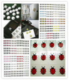 Schnelle verkaufende kleine Karikatur-dekorative Aufkleber mit Fabrik-Preis (ST-018)