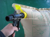 Hohes Burst Pressure Paper Dunnage Air Bags Used zu Protect The Goods From Being Damaged During Tansit