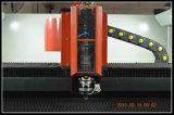 500With1000W自動ファブリックファイバーの平らなシート・メタルレーザーの打抜き機(TQL-MFC500-3015)