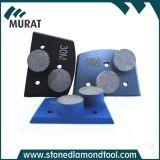 Один диск диаманта этапа меля, меля этап