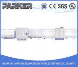 Parkerの熱い販売水平の絶縁ガラスの洗浄および乾燥機械