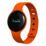 Inseguitore astuto di forma fisica di attività della vigilanza di Bluetooth del Wristband del pedometro del braccialetto