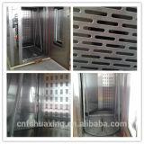 Horno rotatorio del estante del horno de la hornada de 32 bandejas con vapor