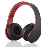 Casque sans fil pliable de Bluetooth de qualité de la version 4.0 de Bluetooth