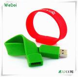 Fördernder Armband USB-Stock mit der vollen Kapazität (WY-S01)