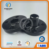 A flange do Slip-on do aço de carbono forjou a flange a ASME B16.5 (KT0011)