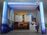 Stand de exibição de produtos de exposições portáteis