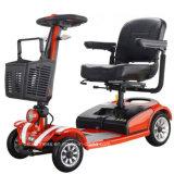 Motorino elettrico di mobilità delle 4 rotelle con la sede comoda