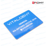 Eindeutige Größen-und der Gestaltungsarbeits-kontaktlose RFID Karte