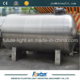 Tanque de armazenamento horizontal excelente do aço inoxidável da qualidade