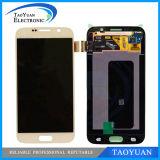 SamsungギャラクシーS6携帯電話LCDスクリーンのため、Samsung S6のためのLCD表示の完全なアセンブリ