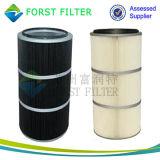 Cartucho de filtro industrial de humo de la soldadura de Forst