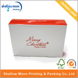 Nettes Cardpaper Box mit Clear Window Packaging Box