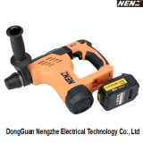 Drahtloses Hammer Drill mit 4ah Li-Ion Battery für Construction Tool (NZ80)
