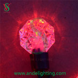 Свет украшения света шнура диаманта света шарика шнура кристаллический