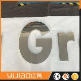 Знак письма металла высокого качества персонализированный оптовой продажей