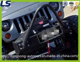 Wacht van de Bumper van de Stijl van Evo de Voor voor de Staaf van de Stier van Wrangler Jk van de Jeep