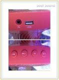 Диктор Hq ядровый Bluetooth поддержки A2dp Avrcp портативный (ID6021)