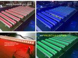 2017 Mais recente RGB Tri 24PCS 3 W para fora da porta Waterproof LED Wall Washer