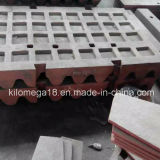 Горячее Sale Fixed и Swing Jaw Plate для Jaw Crusher