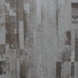 Papel de parede material decorativo 2016 do vinil do Glitter da parede novo