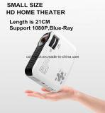 Multi-Fuction Mini-Projektor Fernsehapparat-3D