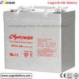 Фабрика батареи 12V80ah геля VRLA с длинней гарантированностью 3years