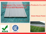 FRP Rod per Green House Frame