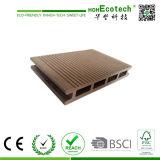製造所の価格! ! ! 高品質の木製のプラスチックDeckingの/NewデザインWPC Decking/の合成物のDecking