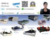 Автомат для резки 500W лазера волокна листа Nameplate оборудования