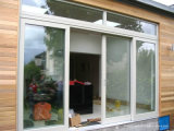 Ponto múltiplo do melhor preço que trava o alumínio resistente Windows deslizante e as portas