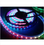 Adresseerbare RGB LEIDENE van Arduino Strook 5050; RGB 5050 LEIDENE Strook; DC5V ingevoerde Adresseerbare leiden Ws2811 Ws2812