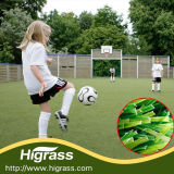 Трава футбола для спортивной площадки в школе