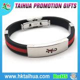 Silikon-Armband-Werbe Armband-Großverkauf