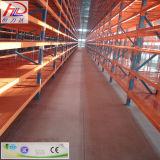 Prateleira resistente aprovada do metal do armazenamento do ISO