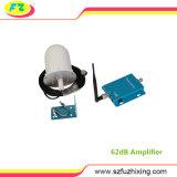 aumentador de presión de Amplificador de la señal de Repetidor del teléfono móvil de 62dB 3G 2100MHz