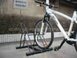 Bewegliche Hauptfahrrad-Speicher-Zahnstange für 2 Fahrräder