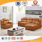ベストセラーの現代ホーム家具1+2+3の革ソファー(UL-ZL098)