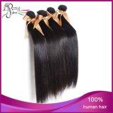 extensões peruanas não processadas do cabelo de Stright do cabelo humano do Virgin 6A