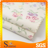 Baumwollpopelin-gedrucktes Gewebe für Kleidung (SRSC 490)