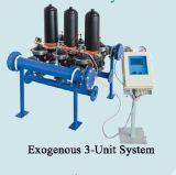 Filtro de placa automático do disco da limpeza de Sel do tratamento da água do purificador da água